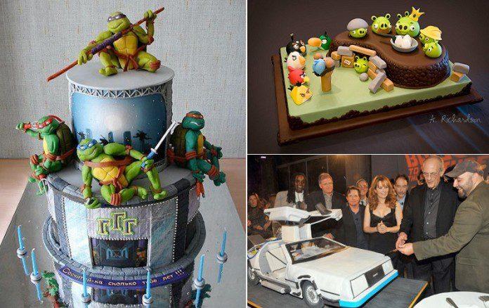 Amazing Birthday Cakes iCreatived