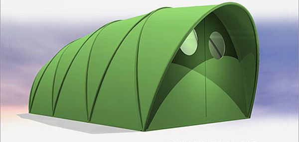Unusual C&ing Tents & Unusual Camping Tents - iCreatived