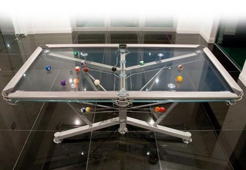 Creative Pool Tables ICreatived - Mustang pool table