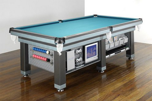 10 Creative Pool Tables Icreatived