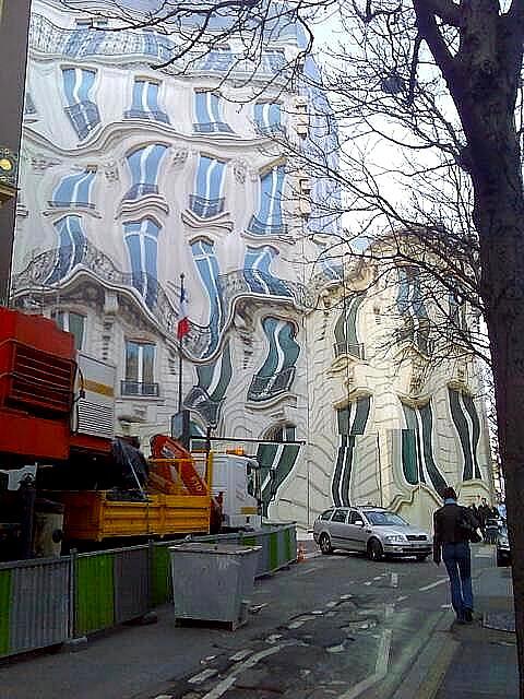Trompe L Oeil Murals Wall Art