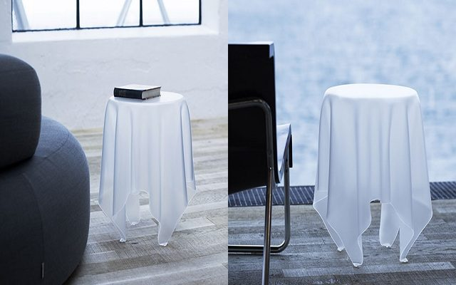 ... Extremely Enthusiastic Reception From Both The Press And Consumers.u201d  John Brauer All Illusion Tables Are Hand Made And All Are Unique. Source:  Essey.com