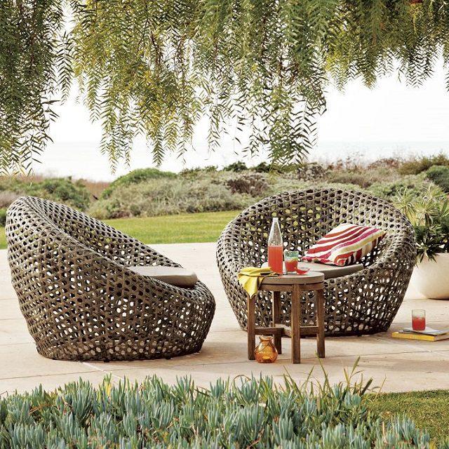 Lovely Back By Popular Demand, West Elmu0027s Best Selling Montauk Nest Chair ...