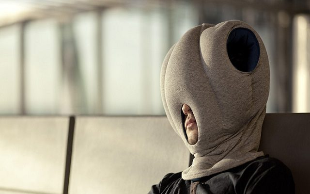 office sleeping pillow. Office Sleep Bag, OSTRICH PILLOW Sleeping Pillow M