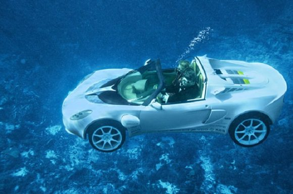 Rinspeed Squba First Underwater Car Icreatived