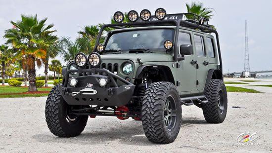 Build A Jeep >> Build Of Cec Miami Jeep Wrangler Icreatived