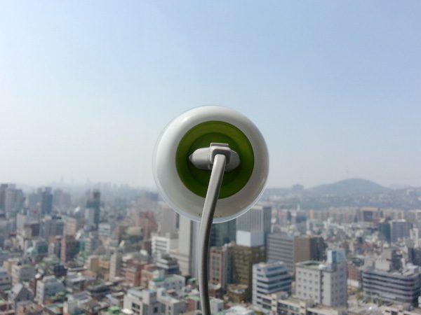 Solar Energy Powered Socket 6