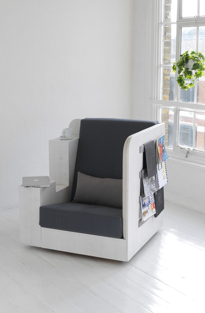 The OpenBook Library Chair 4