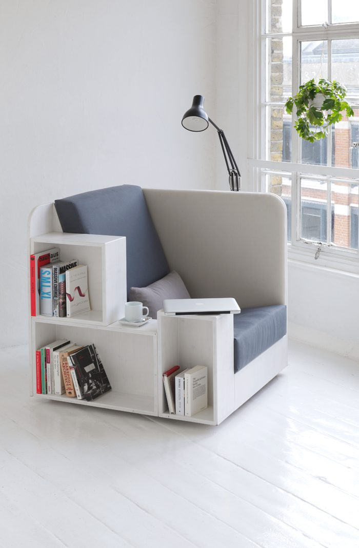 The OpenBook Library Chair 5