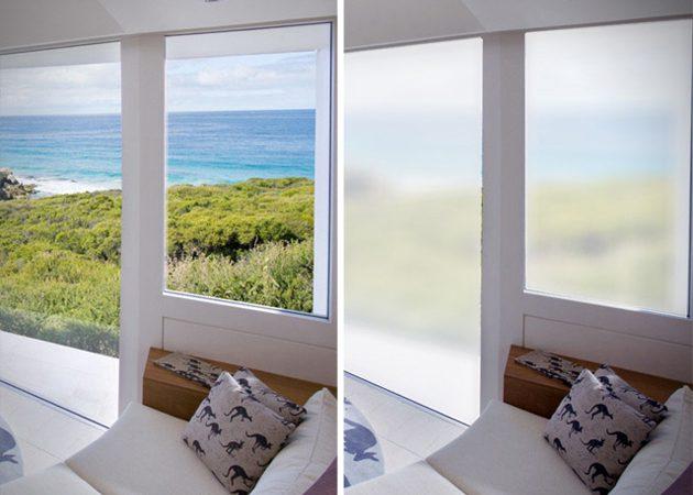 Вид за окном одним нажатием кнопки