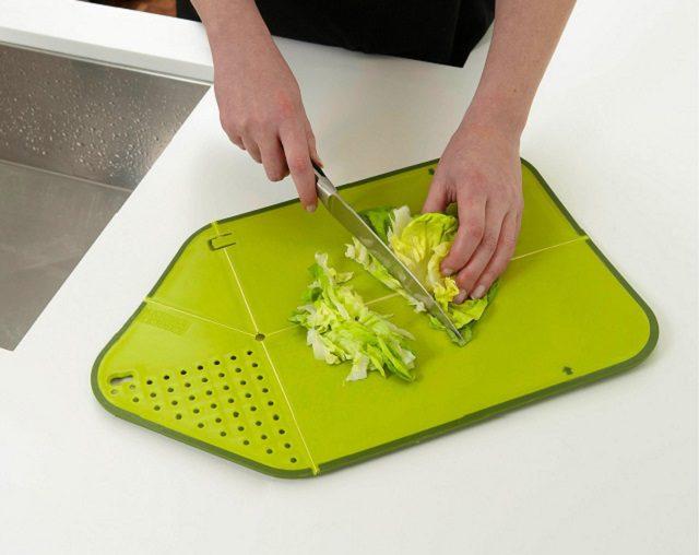 Plus Cutting Board 2