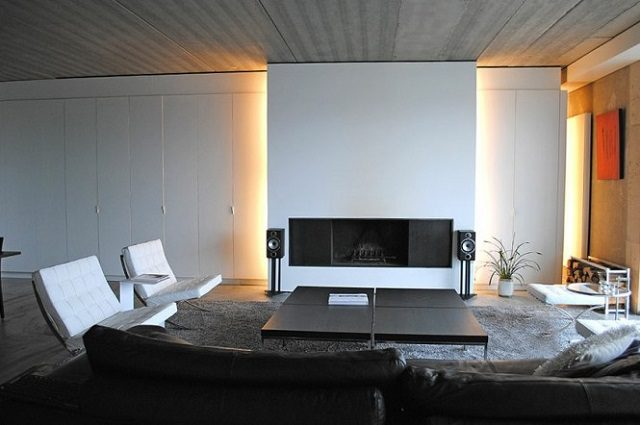 10 modern living rooms icreatived for Living room icd 10