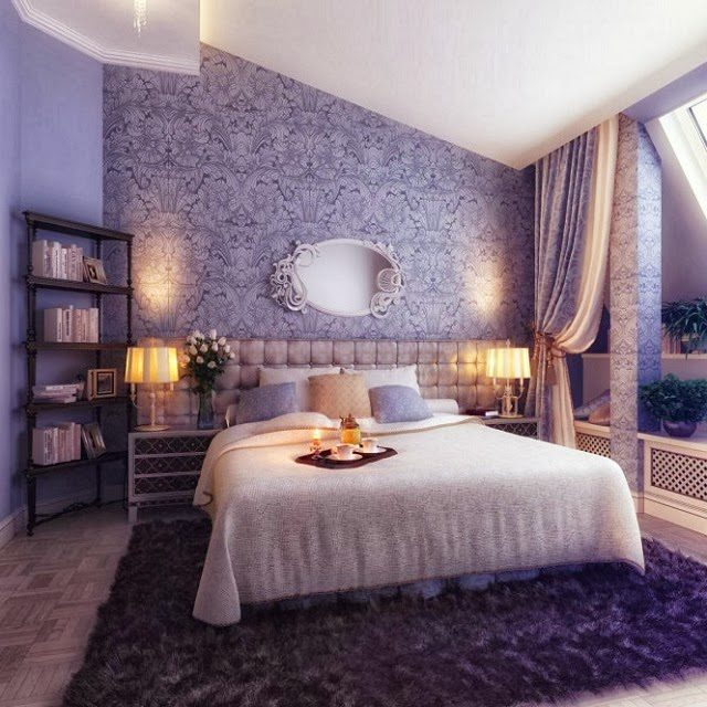 10 highly luxurious bedroom designs icreatived for Lavish bedroom designs