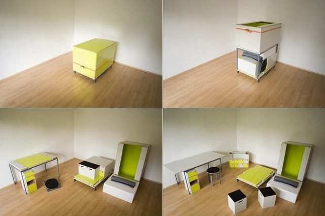 Small Box Hiding Furniture Icreatived