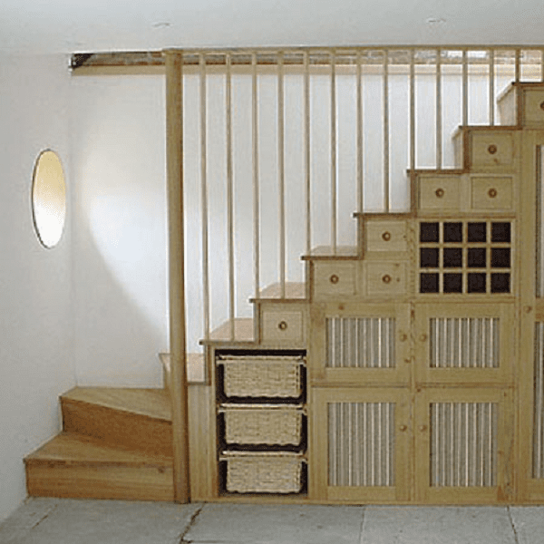 Staircase Ideas For Small Spaces: Space Saving Staircase Designs