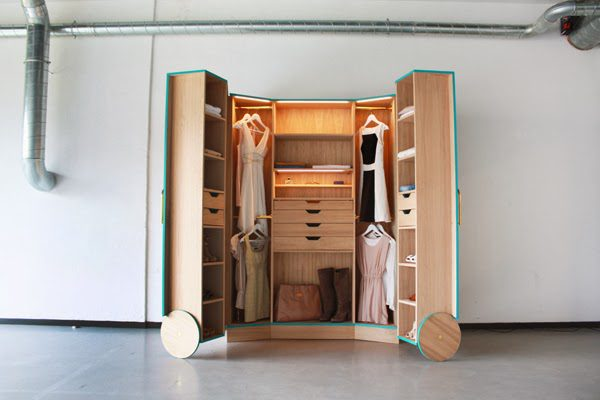 All The Arrangements Can Be Done With Ease As Cabinets Are Designed  Accordingly. One Can Find Sufficient Space In The Wardrobe Making It An  Ideal Solution ...