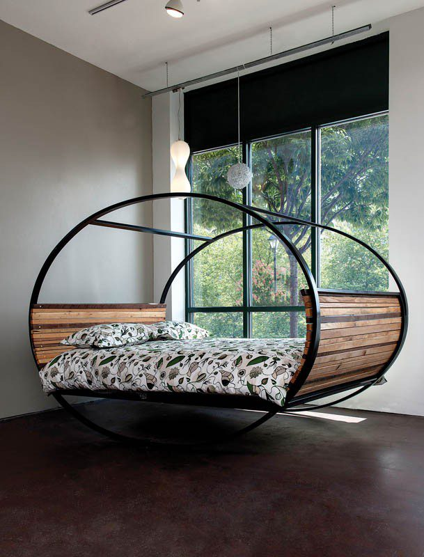 Mood Rocking Bed Icreatived Interiors Inside Ideas Interiors design about Everything [magnanprojects.com]