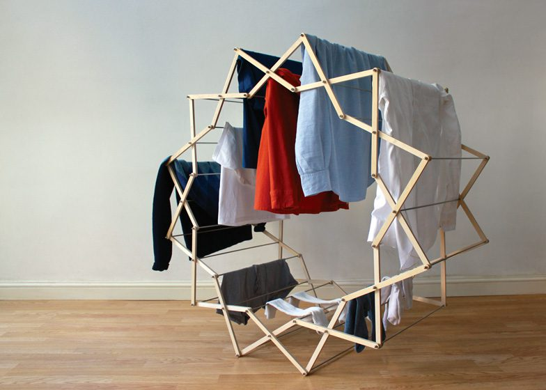 Star Clothes Dryer Icreatived