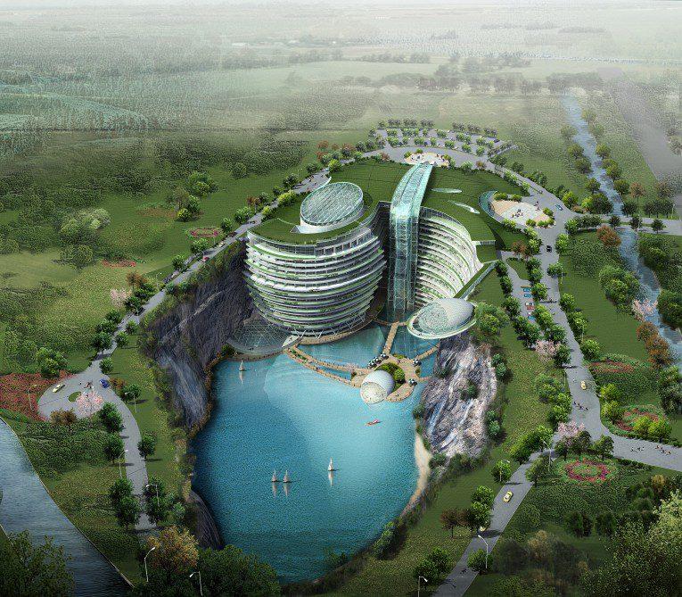 Underground-Hotel-in-Songjiang-03