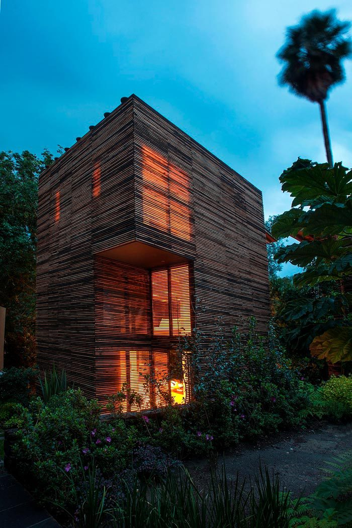 Exotic Wooden Houses