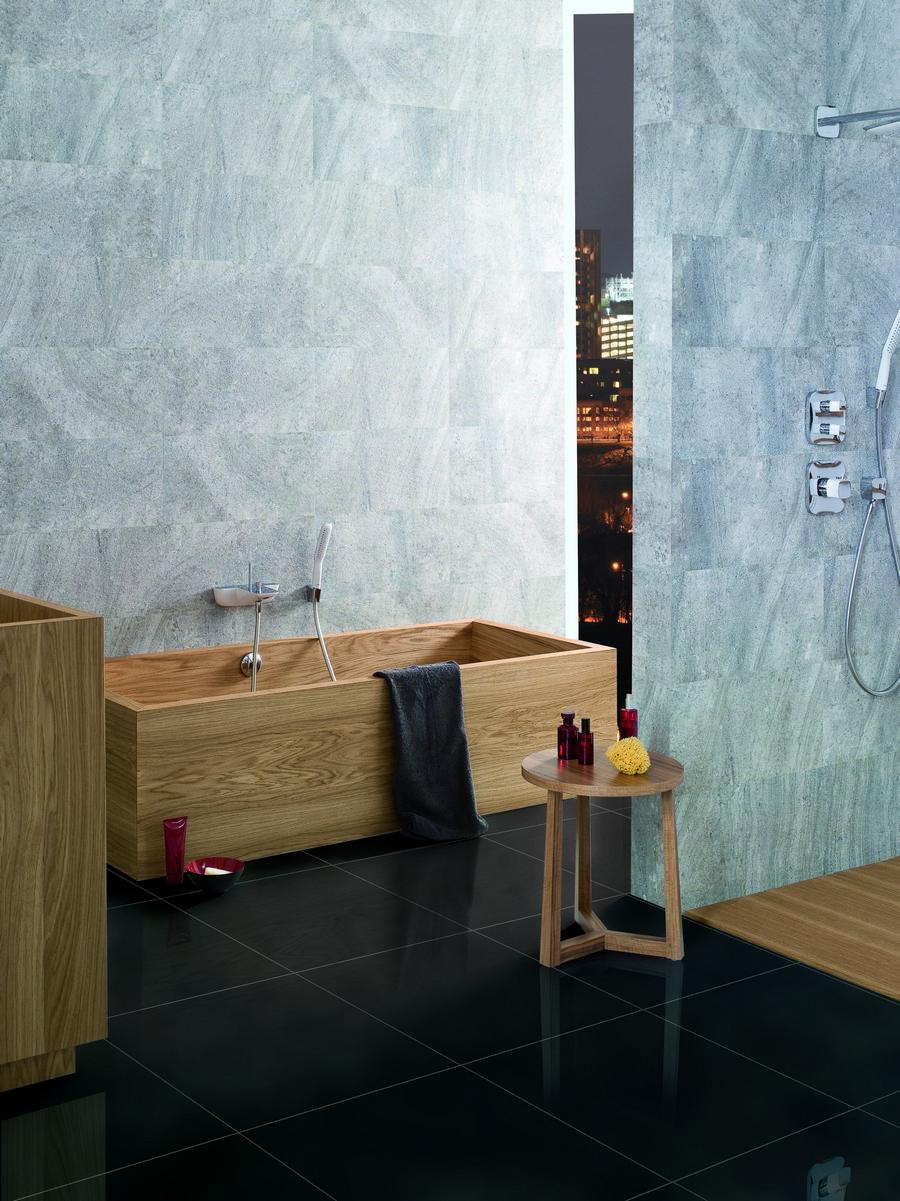 unique wooden bathtub design - icreatived