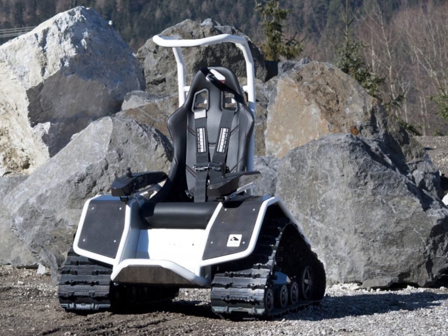 Amazing Off Road Wheelchair Icreatived