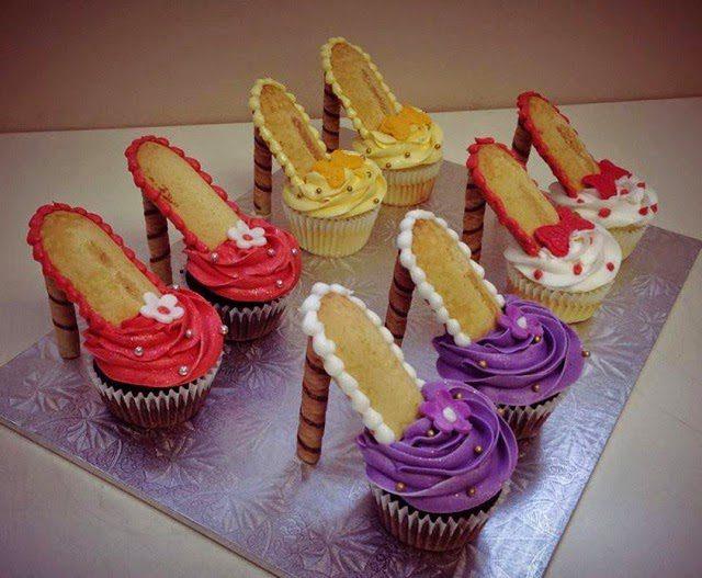 Creative-High-Heel-Cupcakes