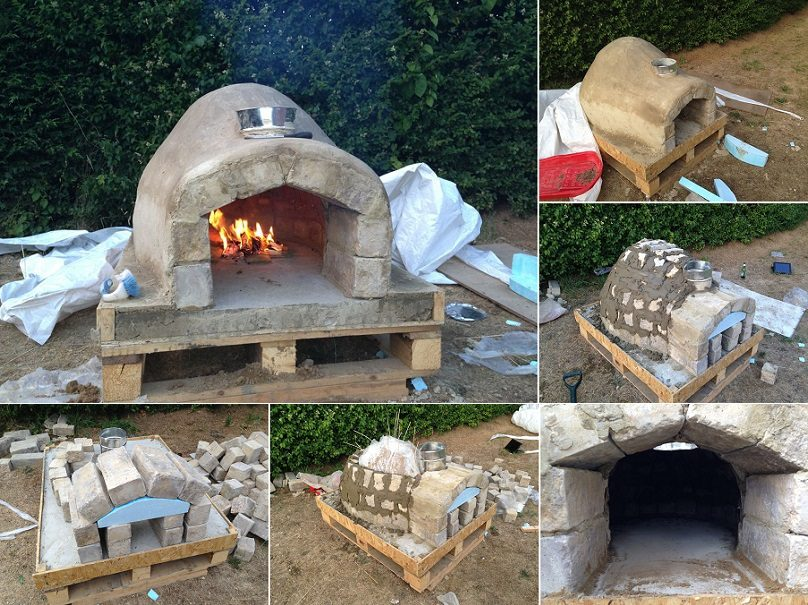 DIY Outdoor Project: Pizza Oven | iCreatived