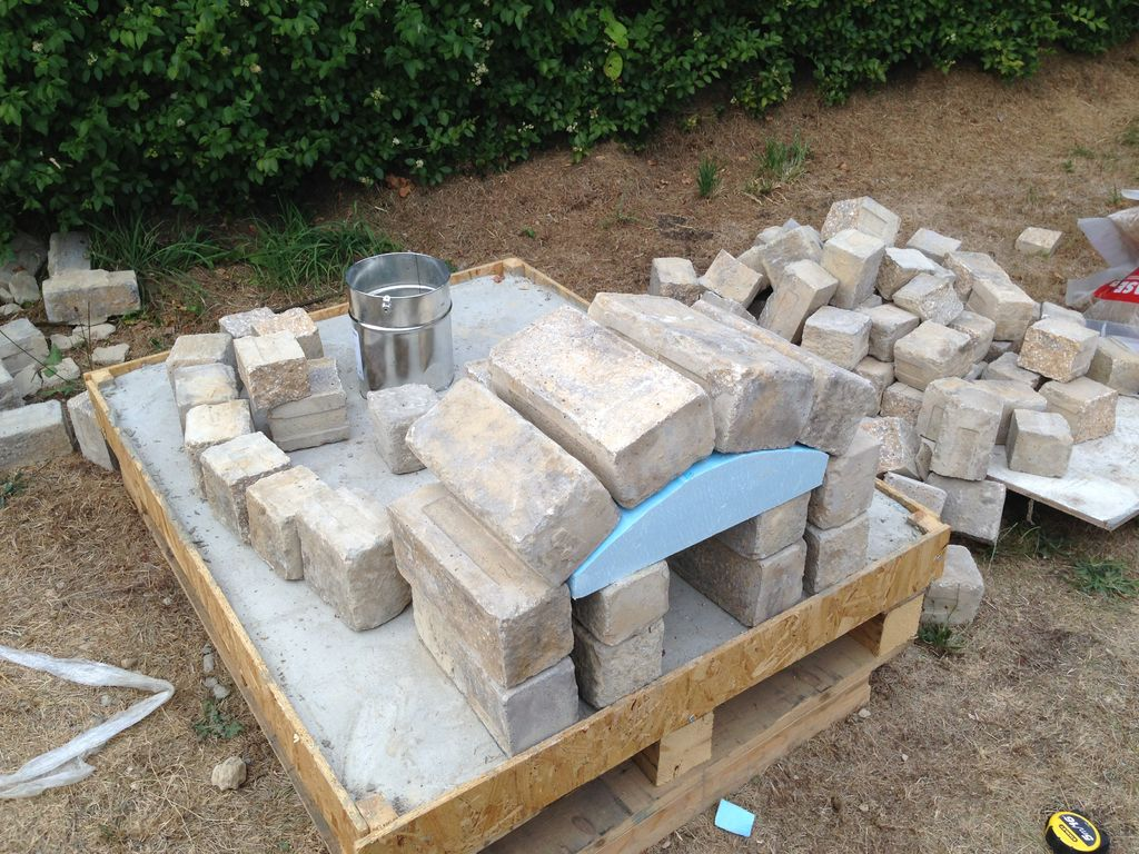 DIY-Outdoor-Project-Pizza-Oven-16   iCreatived