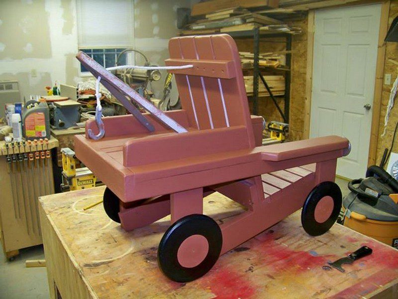 Tow Mater Chair Icreatived