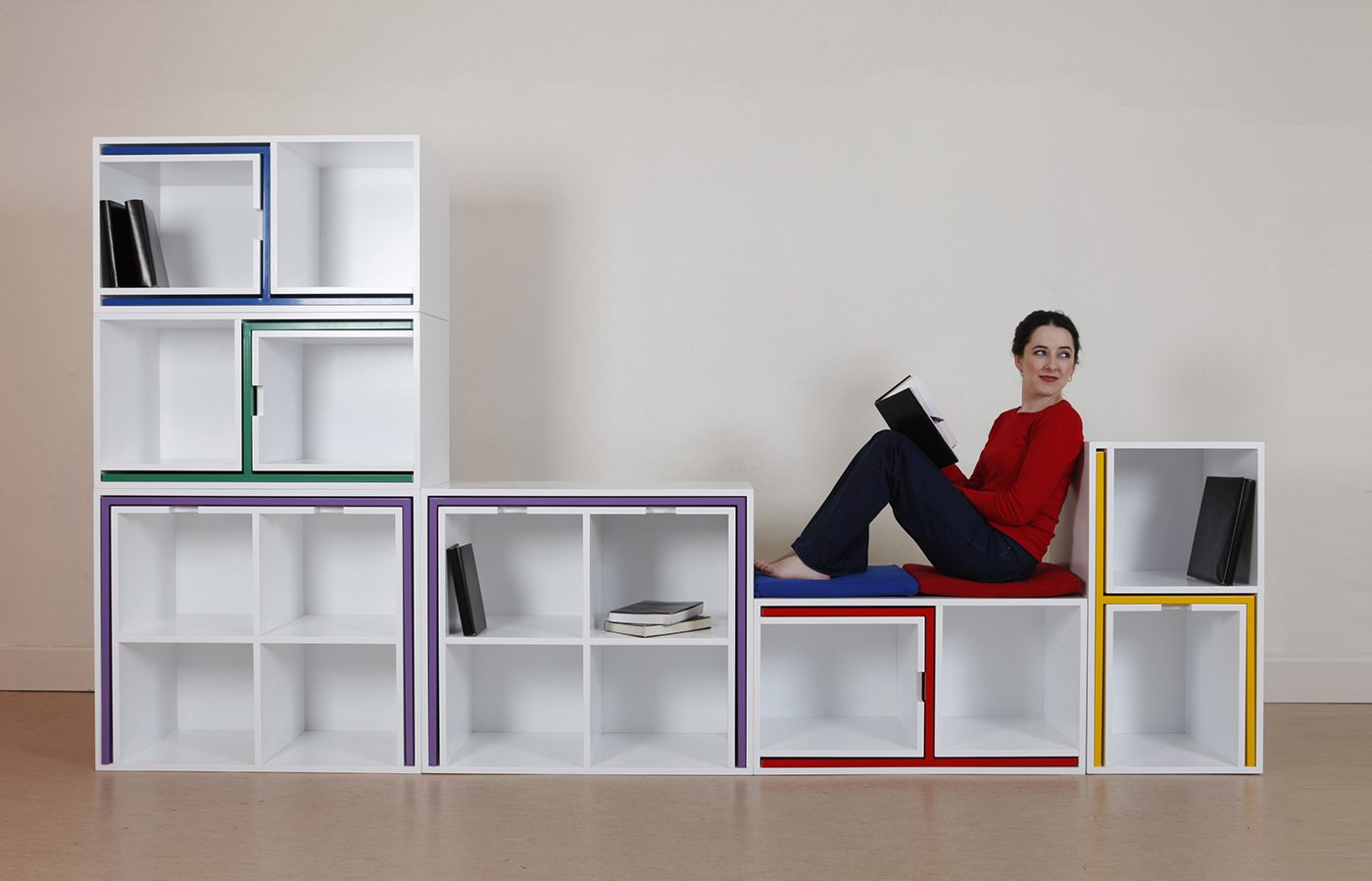 Modular dining room furniture
