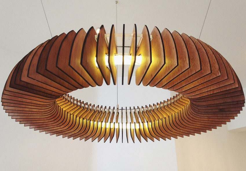 Sculptural Lighting By Cameron Design House Icreatived
