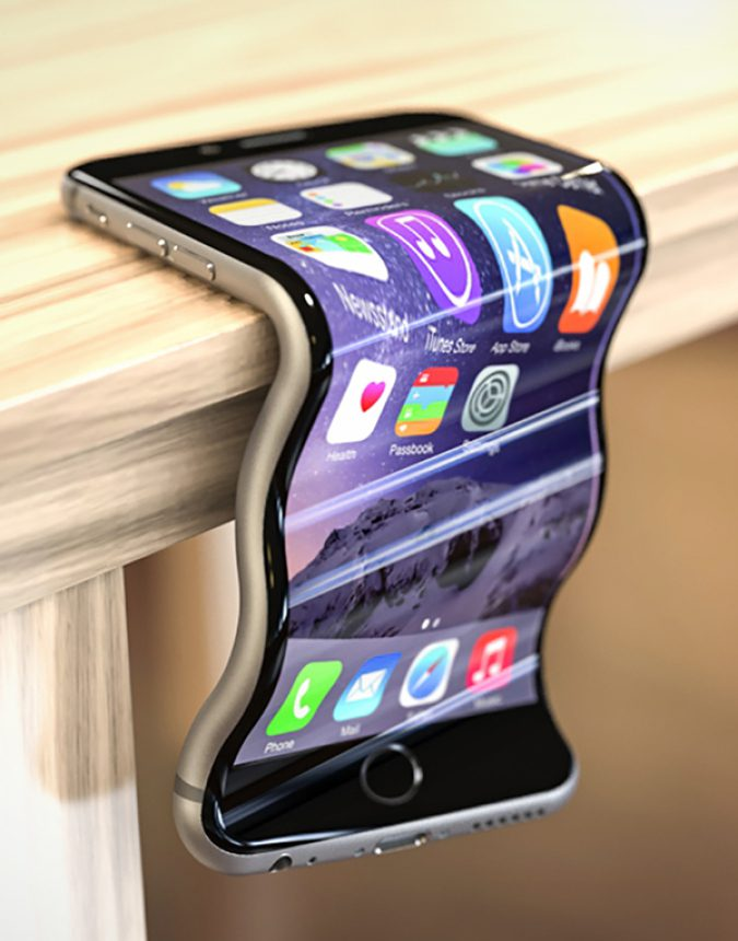Hilarious Response To The Bendable iPhone 6 Plus, iPhone 6 Dali Edition 1