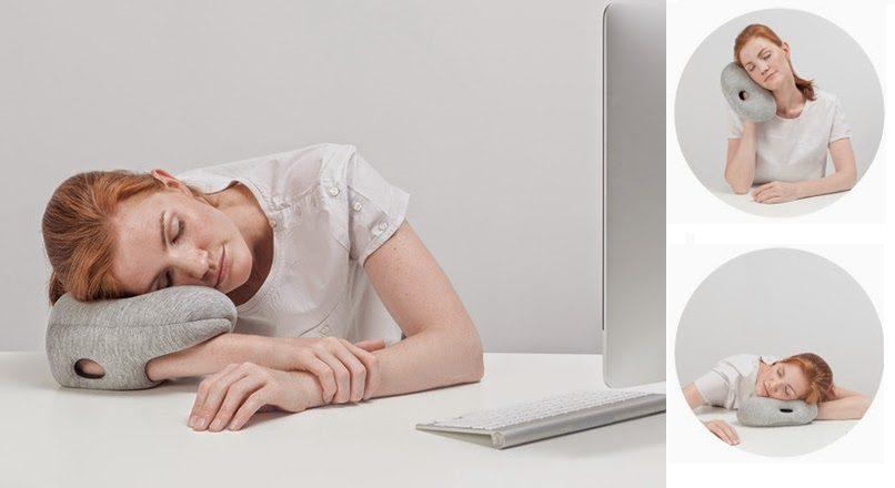 Ostrich Pillow Mini Office Sleep Bag