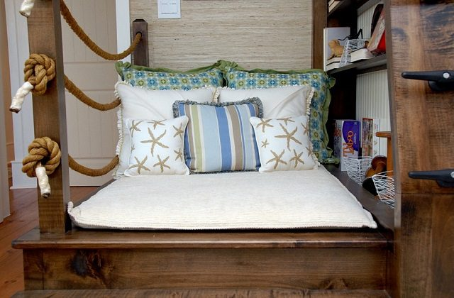 Lovely Southern Bunk Bed Design