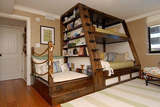 Popular Southern Bunk Bed Design