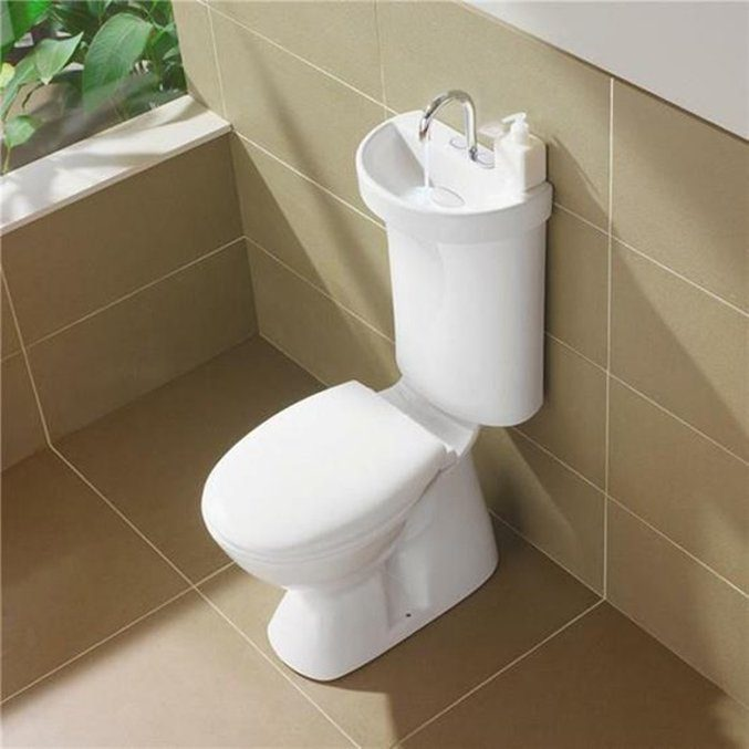Water Recycling Toilet-Sink