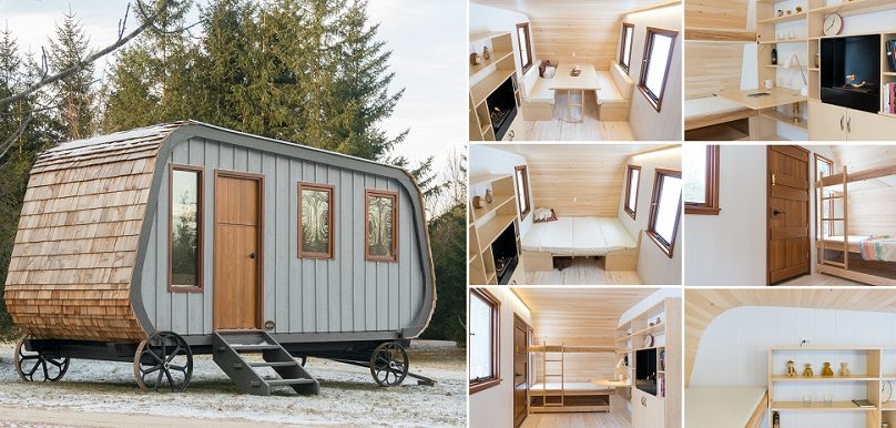 The Collingwood Shepherd Hut Icreatived