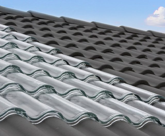 Your Roof Can Generate Electricity With These Glass Tiles 1