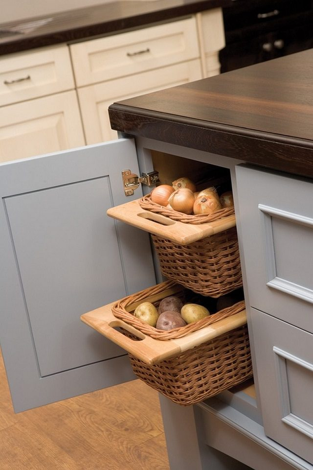 12 Storage Ideas For Fruits and Vegetables 10