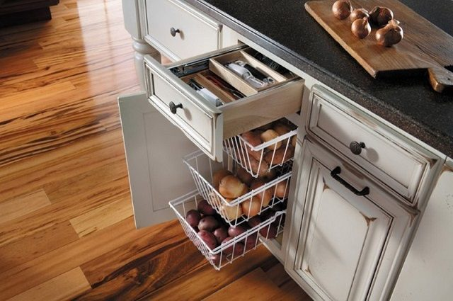 12 storage ideas for fruits and vegetables - icreatived