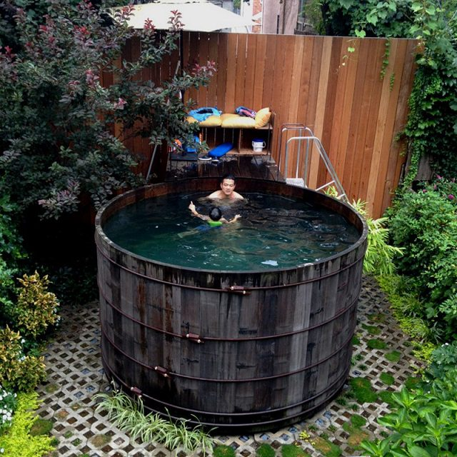 17 Cool Temporary Swimming Pools | iCreatived