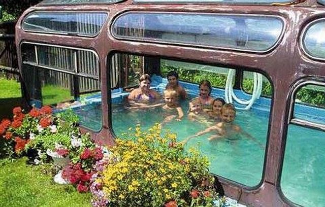 17 Cool Temporary Pools  3
