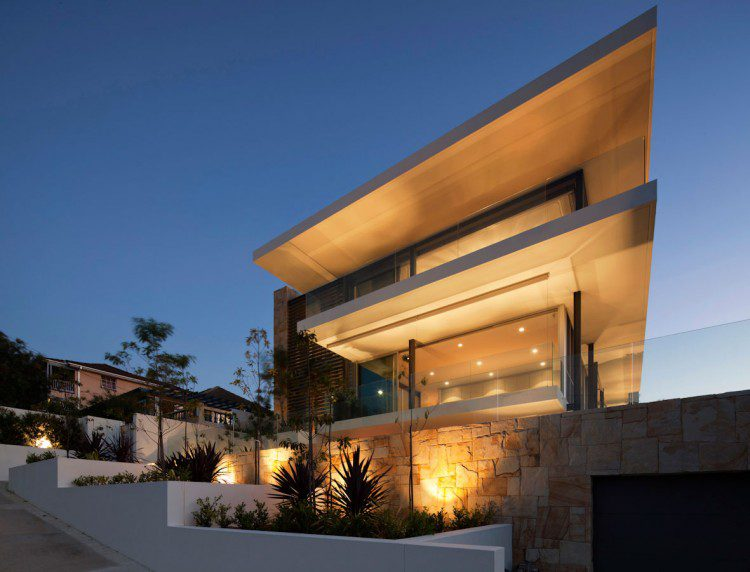 Vaucluse House by MPR Design Group - iCreatived