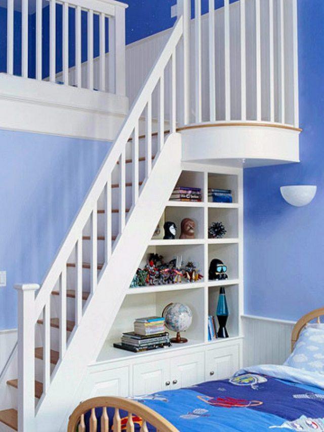 17 Clever Kids Room Storage Ideas 11