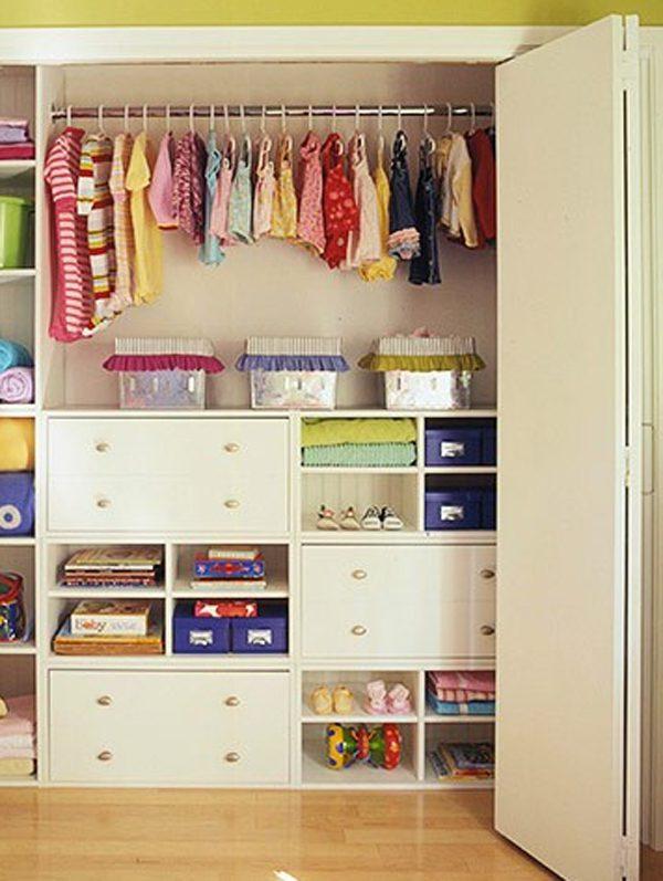 17 Clever Kids Room Storage Ideas 12