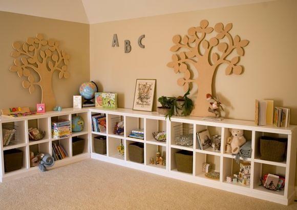 17 Clever Kids Room Storage Ideas 13