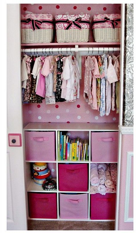 17 Clever Kids Room Storage Ideas 14