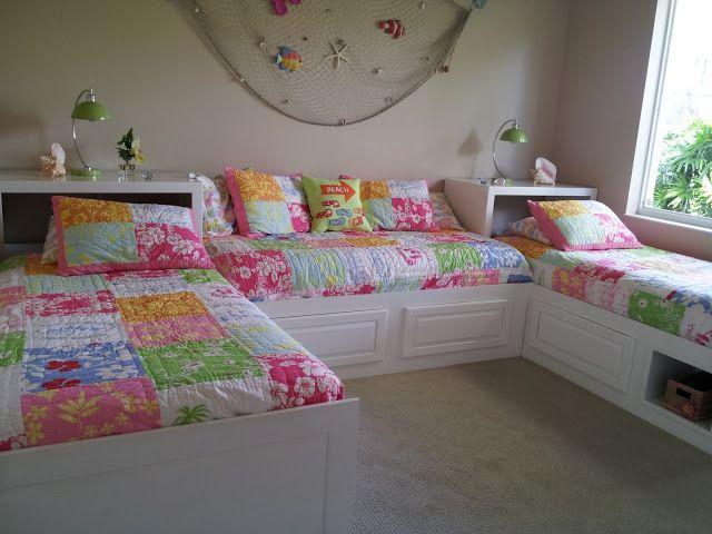 17 Clever Kids Room Storage Ideas 15