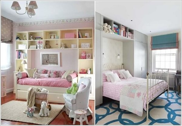 Cool  Clever Kids Room Storage Ideas